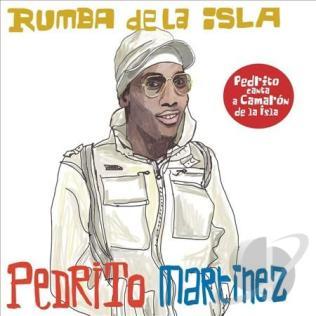 Pedrito Martinez CD Rumba de la Isla