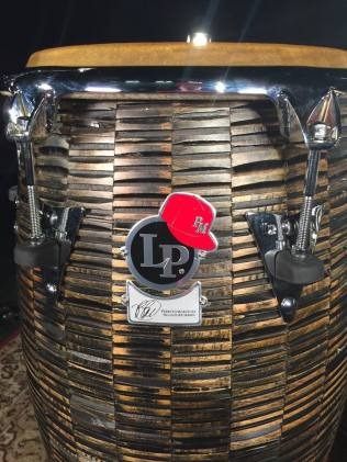 Pedrito Martinez Instrumentos con su nombre PM LP 2