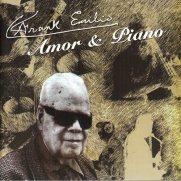 Tony Perez in Frank Emilio's Amor & Piano CD front