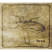 Miles Donahue new CD The Bug CD cover 1