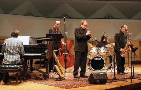 Miles Donahue Quintet Live w Jerry Bergonzi 1