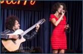 Cyrille Aymee and guitarist Diego @ Iridium Jazz Club