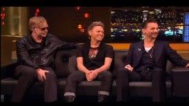 Depeche Mode on TV 1