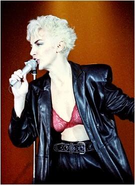 Eurythmics Annie Lennox the 1980s