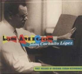 Frank Emilio los amigos featuring cachaito lopez