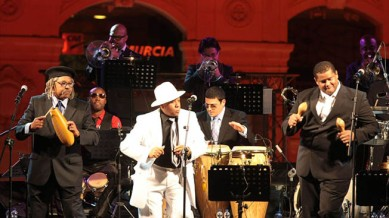 Afro-Cuban-All stars- 4 con Evelio Juvenia 2000