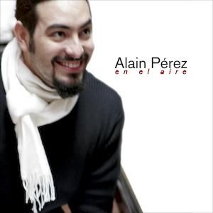 cd En el aire Alain Perez
