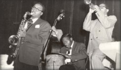 chano dizzy y james moody
