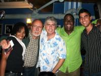 Con Canela Jesus Prada Pedrito y Roseline Bell 2012