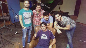 Cuba Disco 2017 Fito rodeado de grandes jovenes musicos
