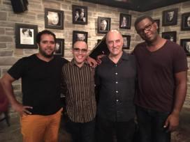Cubanos en Canada Mitchel, Luis D, Occhipinti y Zaldivar