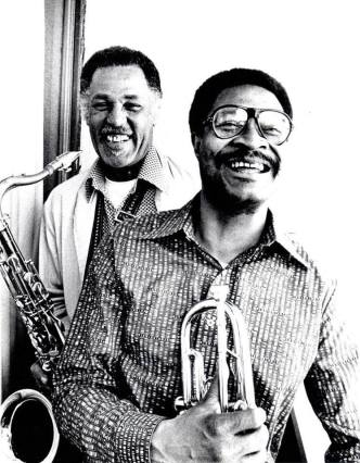 Dexter Gordon and Woody Shaw two primary creative forces of American Music