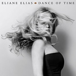 Elianne Elias new CD Dance of time 2017