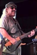 Frank Delgado c su guitarra
