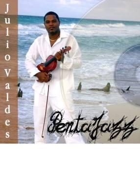 Julito Valdes y PentaJazz 1 en la playa