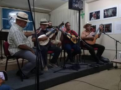 Pancho Amat y sus Amigos Cuba Disco 2017