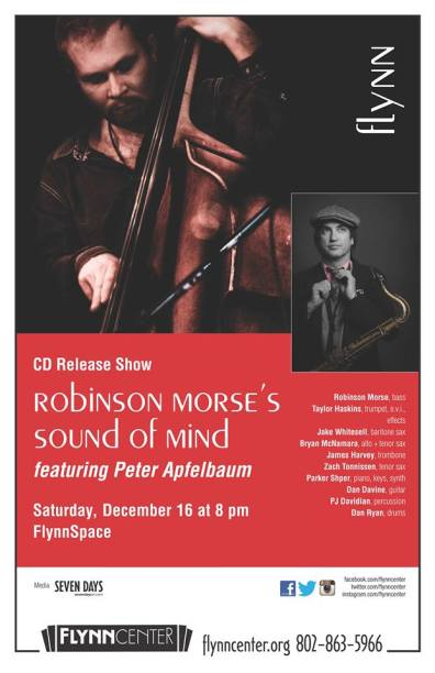 Robinson Morse CD release party