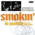 Wynton Kelly Trio with Wes Montgomery CD Smokin' in Seatle 1966 Resonance