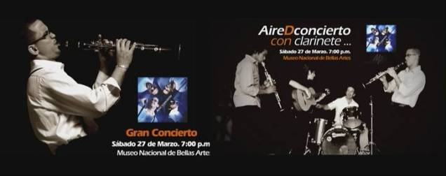 Aire de Concierto brochure