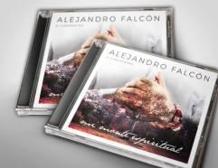 Alejandro Falcon y su nuevo album Mi monte espiritual 2018
