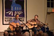 Axiomatic Duo Folk Music based in Burlington Vt