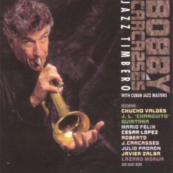 Bobby Carcasses jazz timbero