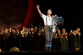 Carlos Acosta bailarin final de actuacion UK 2