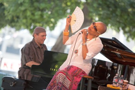 Dee Dee Bridgewater with Edsel Gomez