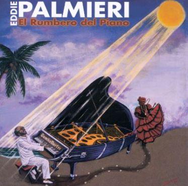 Eddie Palmieri CD El Rumbero del Piano 1