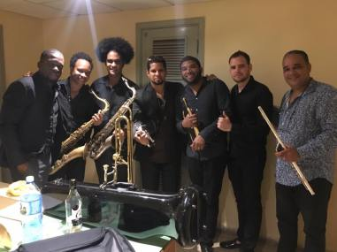 Emir Santa Cruz y La Nueva Generacion del Jazz Cubano Mayo 2017