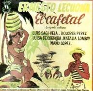 Felix Guerrero conduce la musica de Ernesto Lecuona El Cafetal Zarzuela en Madrid