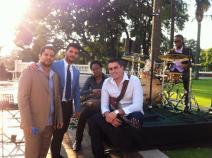 Hector Quintana en Pretoria w Yasek Emir & Julito el checo