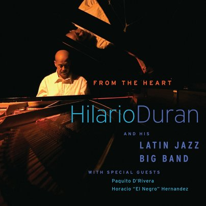 Hilario Duran CD From the heart