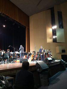 Joe Lovano y la Joven Jazz Band de Joaquin Betancourt