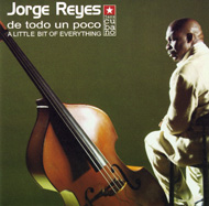 Jorge Reyes CD De todo un poco