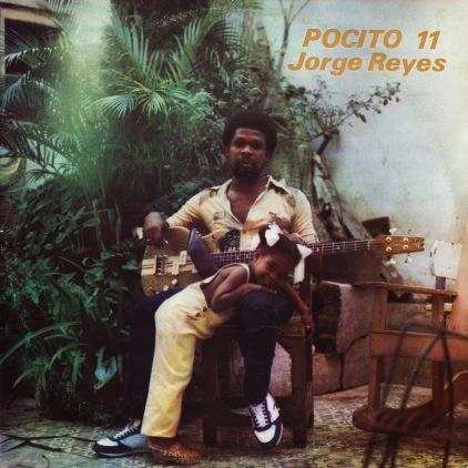 Jorge Reyes LP Pocito 11 foto de portada