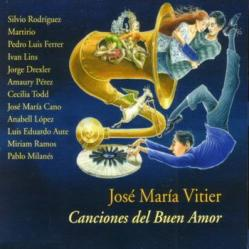 Jose Maria Vitier - 2002 - Canciones del Buen Amor