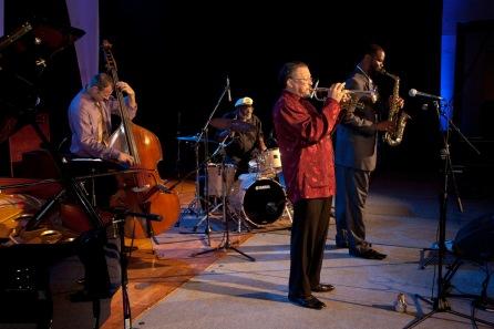 Longineu Parsons Jazz Quintet