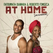 Roberto Fonseca y Fatoumata Diawara At Home Live in Marciac