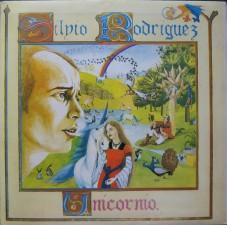 Silvio Rodriguez LP Unicornio