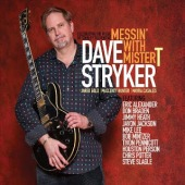 Dave Stryker CD Messin' w Mr. T album Tribute to Stanley Turrentine
