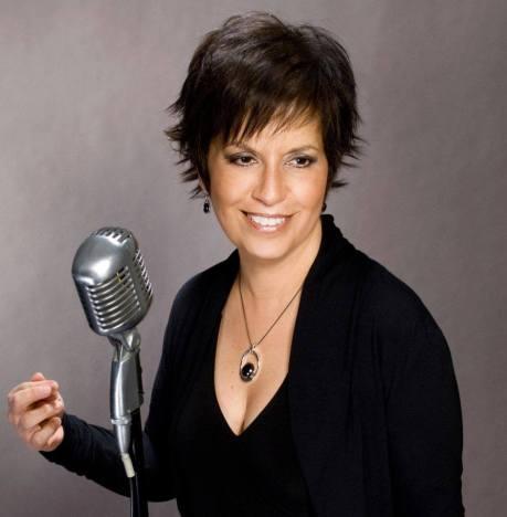 Diane Marino at her best w mic