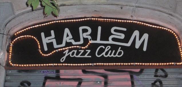 Harlem Jazz Club de Barcelona logo