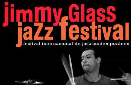 Jimmy Glass Jazz Fest c Antonio Sanchez baterista mexicano