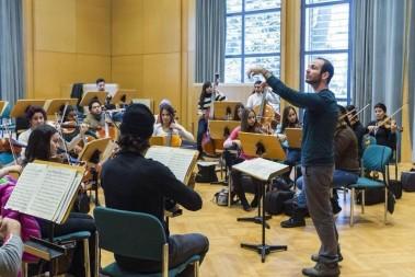 lyceum mozartiano orquesta y director