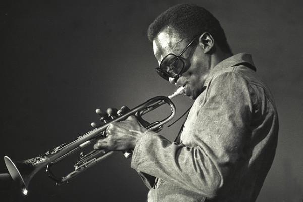 Miles Davis w his tp 1