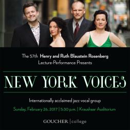 New York Voices 1