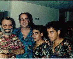 Averhoff Brecker Cesar y Maraca en Aruba