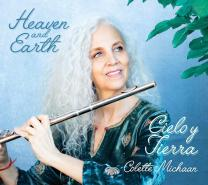 Colette Michaan new CD Heaven and Earth 2018