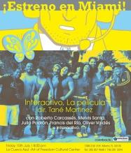 Interactivo la pelicula un film de Tane Martinez